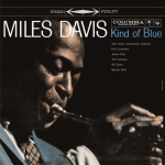Miles Davis Kind of Blue Album Art