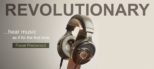 Focal headphones pre-owned store image and link