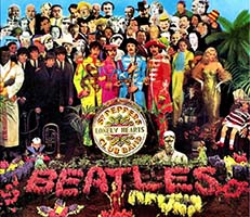 Summer Music Sgt. Peppers album cover art image