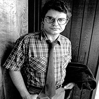 great audio geek Charlie Haden