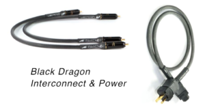 Black Dragon V1 Interconnect and power cable image
