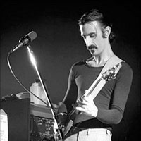 great audio geek frank zappa image